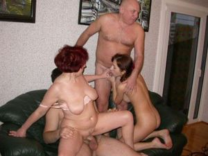 first time swinger wife