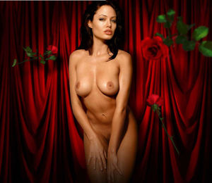 angelina jolie nudevideo