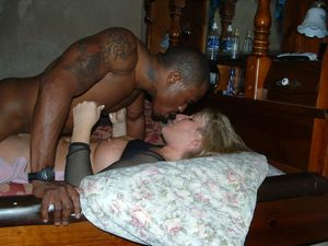 wife cheat with black man
