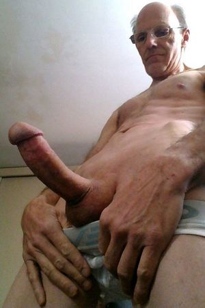 mature men with huge cocks
