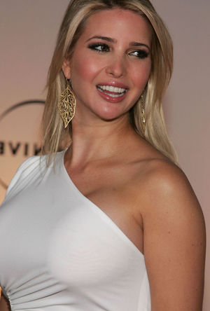 ivanka trumps boobs