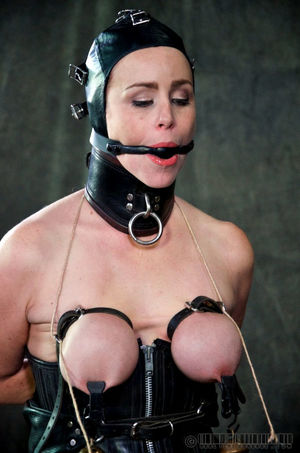 bdsm nipple clamps