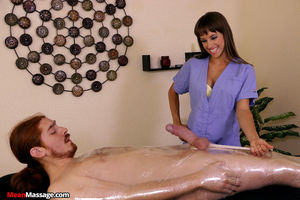 real massage parlor handjob