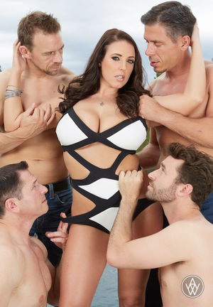 angela white double penetration