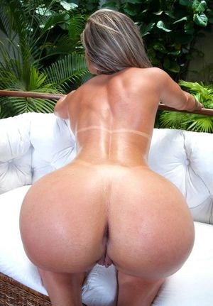 big wet latina asses