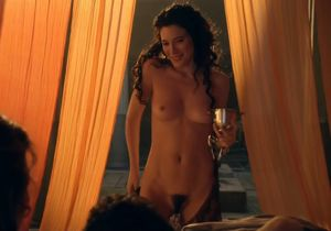 nude lucy lawless