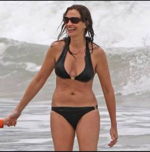 50 year old celeb in bikinis