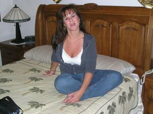 mature brunette amateur
