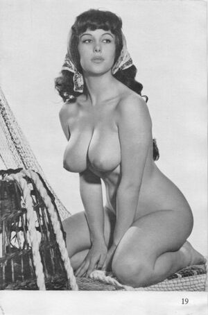 jean peters nude