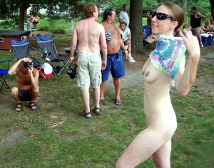 nudist party videos
