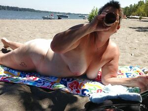 nudist mom beach