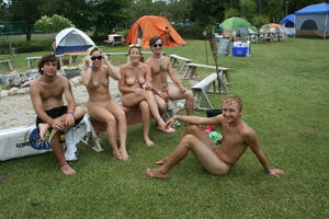 french nudist camps