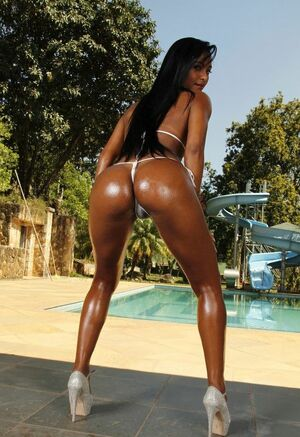 oiled ass gif