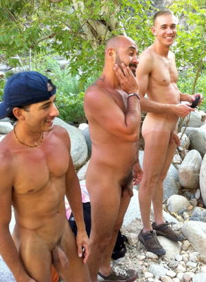 gay nudist photo