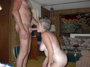 granny forced blowjob