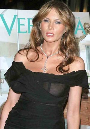 melania trump naked pictures