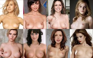 real celebrities nude