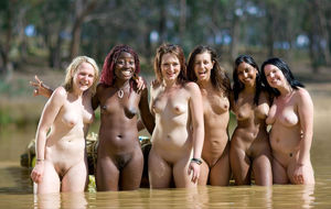 nudist colonies