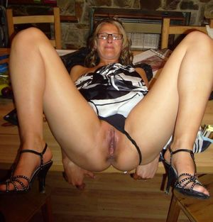 beautiful mature lady