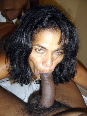 ebony mature dp