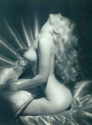 vintage hollywood nudes