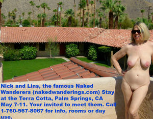 nudist resorts palm springs