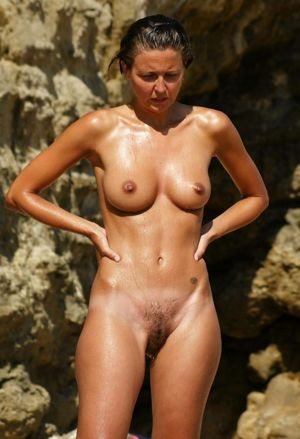 shaved nudist