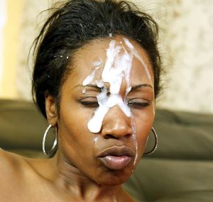 ebony webcam facial