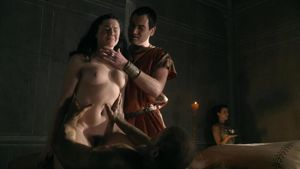 lucy lawless nude scene