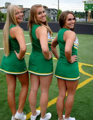 big titted cheerleaders