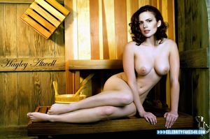 hayley atwell nudes