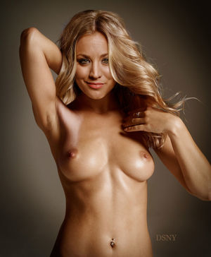 kaley cuoco real nudes