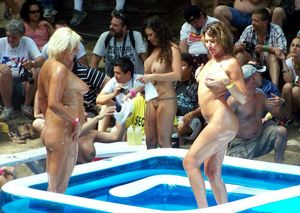 junior nudist party