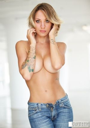 tina louise model nude