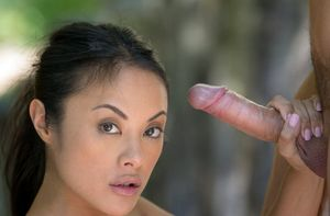 kaylani lei blowjobs