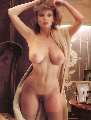 donna brown naked